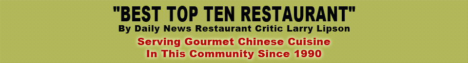 China Garden Restaurant - Fine Dining and Authentic Chinese Cuisine ...